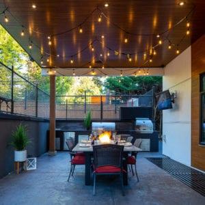Outdoor Kitchen Design - Canada